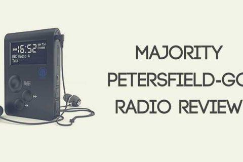 Majority Petersfield-Go Personal Radio Review