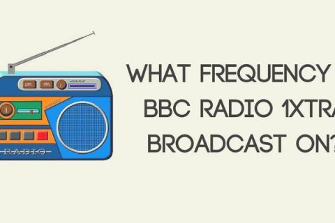 What Frequency Is BBC Radio 1Xtra Broadcast On?