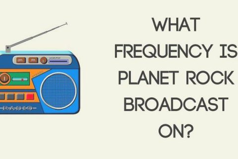 What Frequency Is Planet Rock Broadcast On?