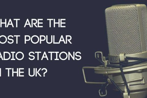 What Are the Most Popular Radio Stations in the UK?