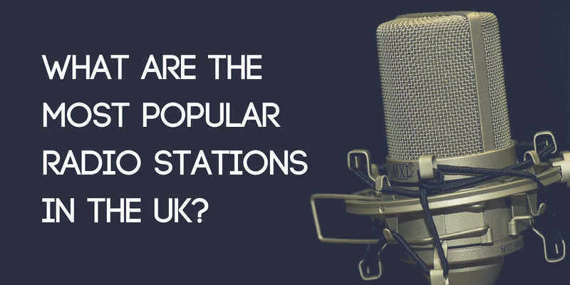 What Are the Most Popular Radio Stations in the UK
