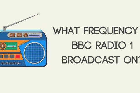 What Frequency Is BBC Radio 1 Broadcast On?