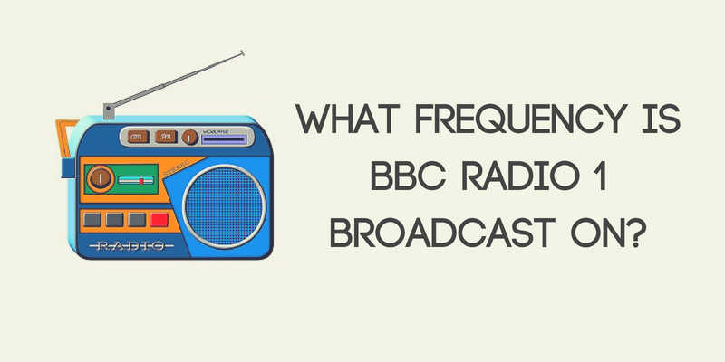 What Frequency Is BBC Radio 1 Broadcast On