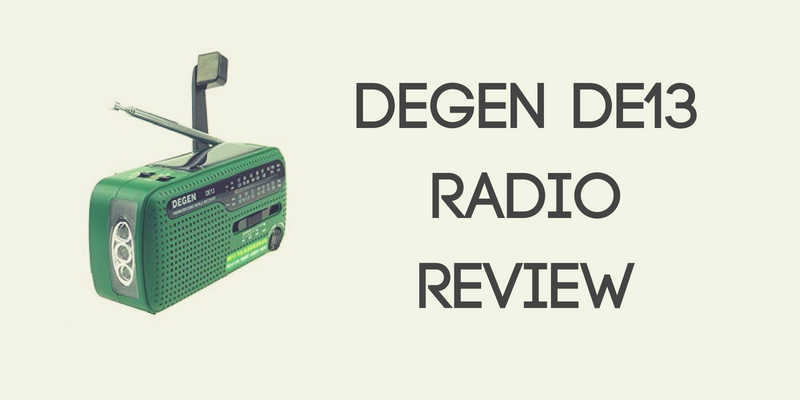 Degen DE13 Radio Review