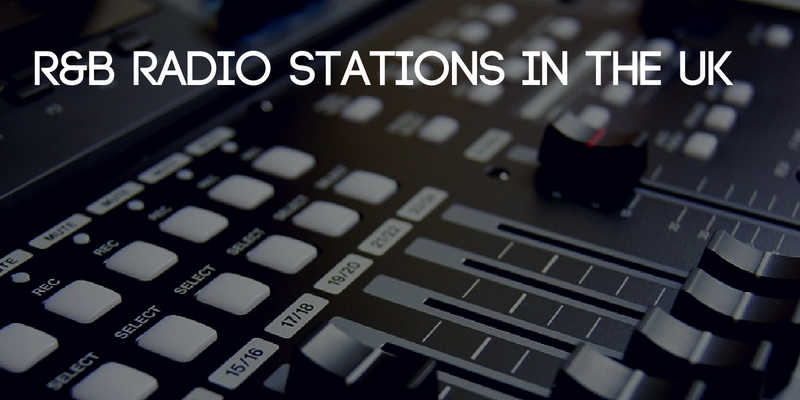 R&B Radio Stations in the UK