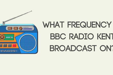 What Frequency is BBC Radio Kent Broadcast On?