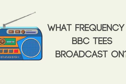 What Frequency Is BBC Tees Broadcast On?