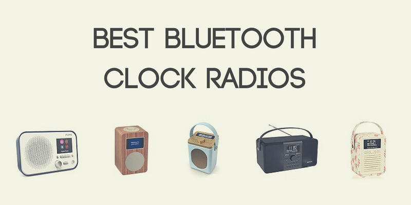 Best Bluetooth Clock Radios