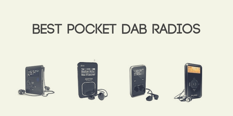 Best Pocket DAB Radios