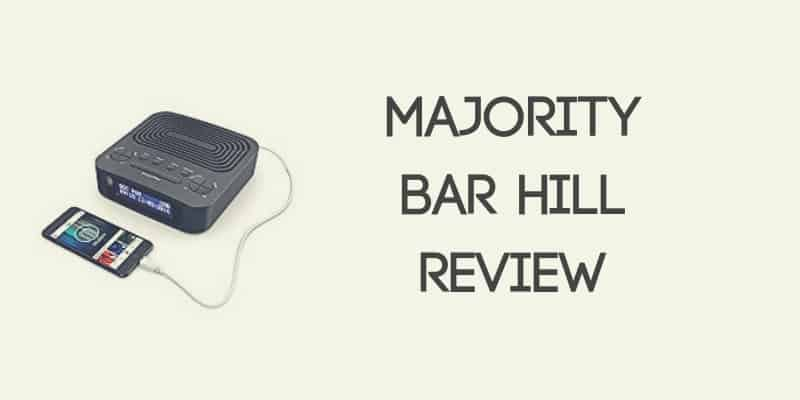 Majority Bar Hill DAB Radio Review