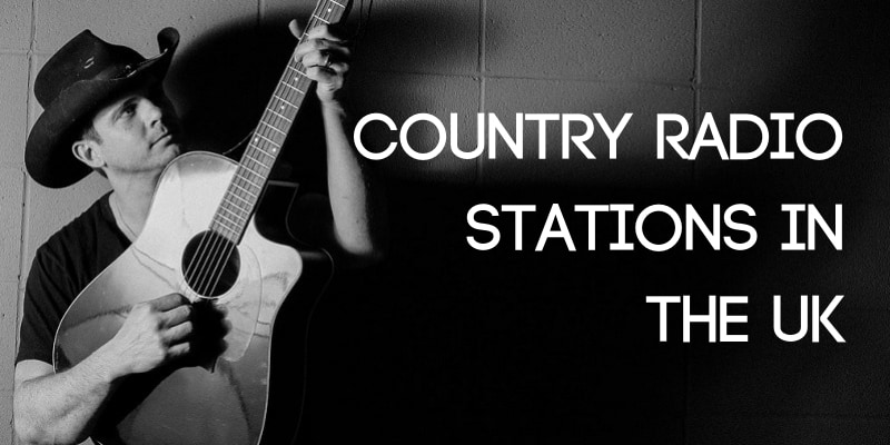 Country Radio Stations in the UK