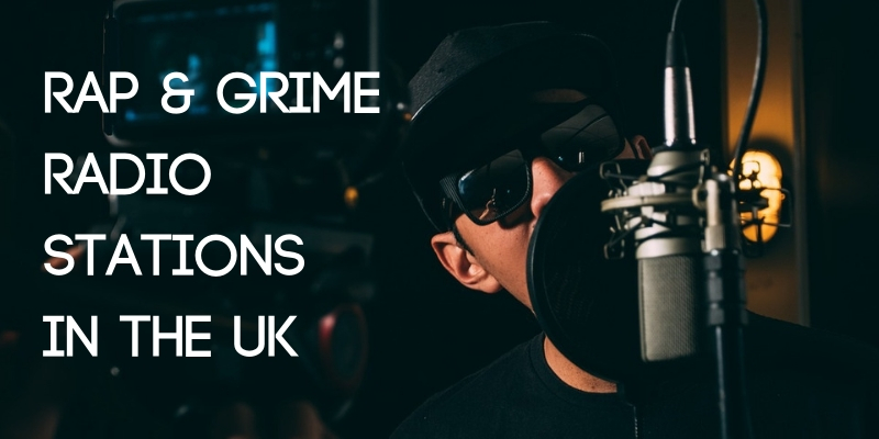Rap and Grime Radio Stations in the UK